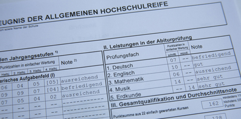 Hochschulzulassungsverfahren
