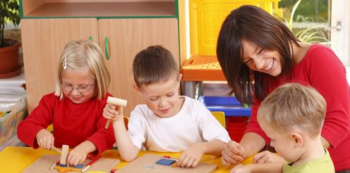 Sinn und Zweck der Vorschulen