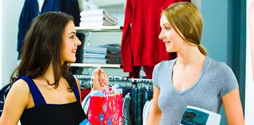 Karriere im Einzelhandel