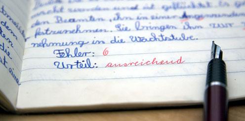 Bildungsumfrage: Schlechtes Zeugnis für deutsche Schulen