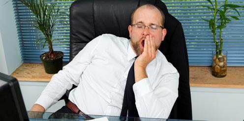 Boreout: Warum Langeweile und Unterforderung krank machen