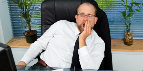 Boreout - Krank durch Langeweile