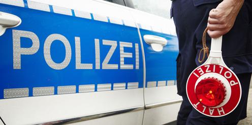 So werden Sie Polizist/-in