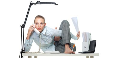 Diagnose Sportmuffel – Wie wir trotz Büroalltag fit bleiben
