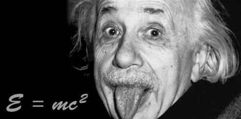 Albert Einstein Einer Der Größten Physiker Des 20