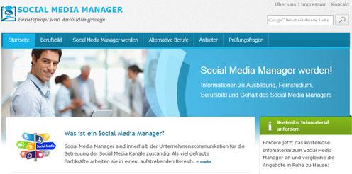 Social Media Manager: Ein Beruf mit Zukunft