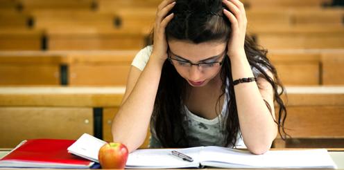Die richtige Lernstratgie gegen Prüfungsangst