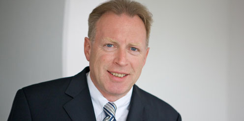 ISM-Präsident Prof. Dr. Ingo Böckenholt