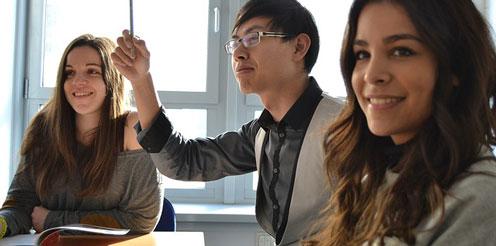 Ausländische Studenten