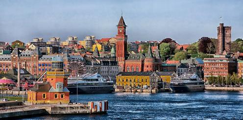 Karriere in Dänemark