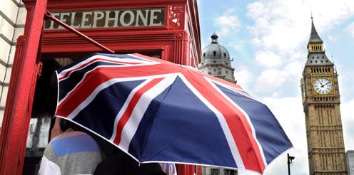 Sprachreisen nach London