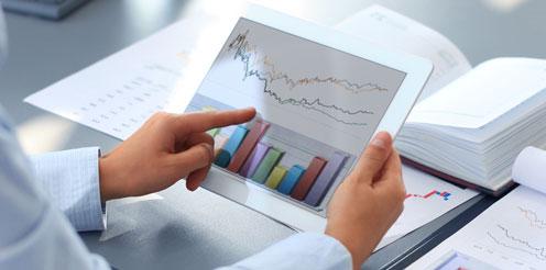 Karriere im Finanzsektor