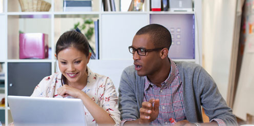Vier Methoden für frische Ideen und neue Kreativität im Job