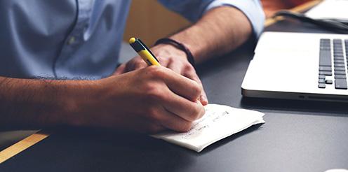 Top Thema: Die Masterarbeit im Unternehmen schreiben