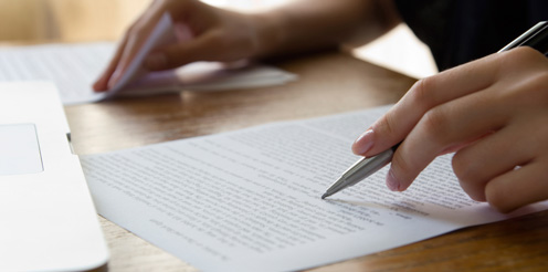 Plagiate bei Abschlussarbeiten erkennen und vermeiden