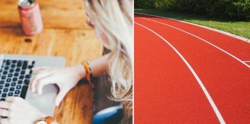 Sport studieren – Zwischen Hörsaal und Tartanbahn