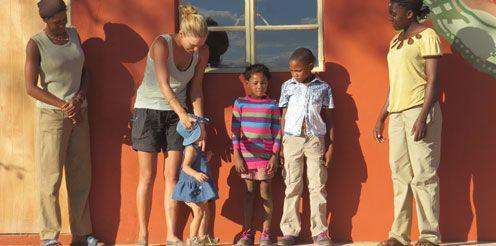 Top Thema: Erfahrung für's Leben: Flexible Freiwilligenarbeit im Ausland