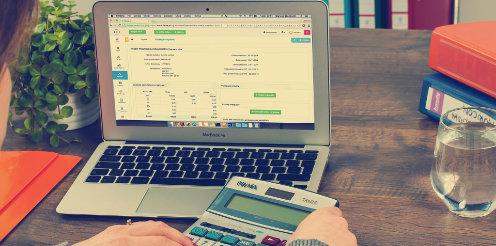 Top Thema: Steuern und Zahlen - die moderne Buchhaltung als spannendes Arbeitsfeld
