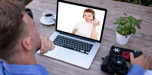 Top Thema: Online Lernformen